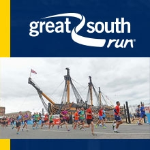 recommended races great south run