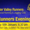 New Runners Evening